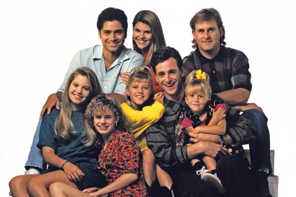 Full House cast image