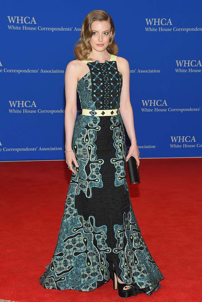 Gillian Jacobs attends the Annual White House Correspondents' Dinner