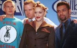 Gwen Stefani 1997 Billboard Music Awards