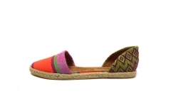 Brightly Colored Espadrilles