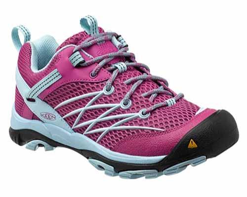Keen women's hiking shoes