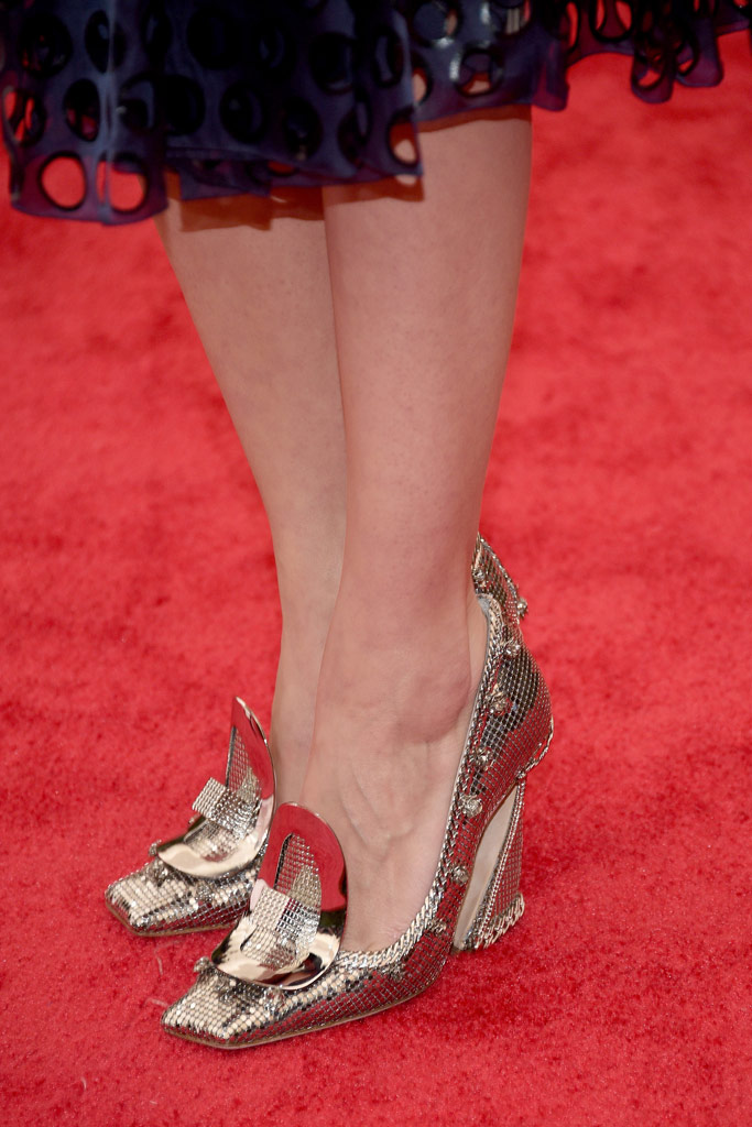 Met Gala Shoes