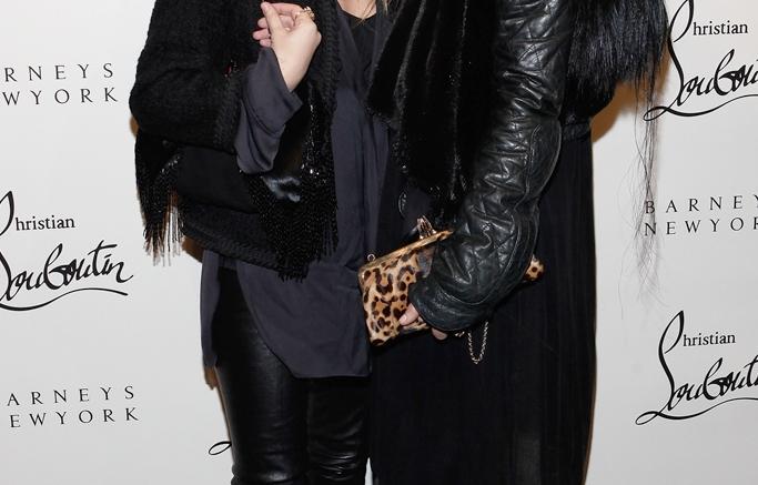Mary-Kate and Ashley Olsen's Shoe Looks