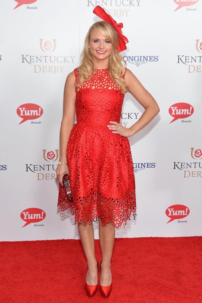 Miranda Lambert The Kentucky Derby