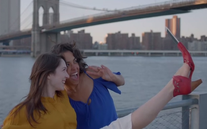 Miz Mooz Selfie Shoe