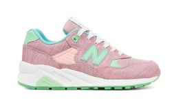 New Balance NB 580 Sorbet in Luxe Pink