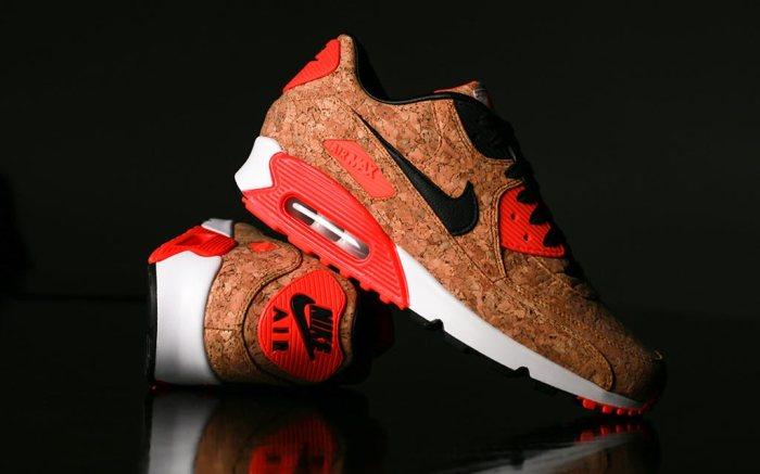 Nike Air Max 90 cork sneakers