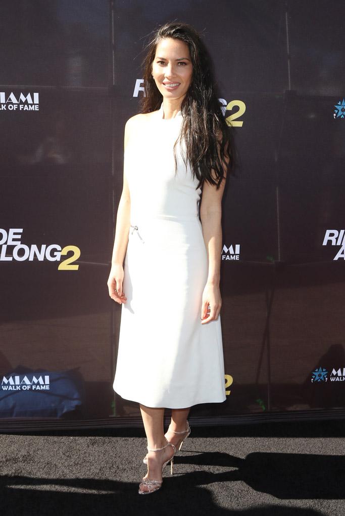 Olivia Munn Celebrity Shoe Style