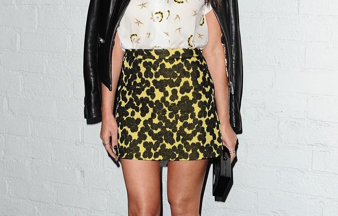 Olivia Munn's Shoe Style