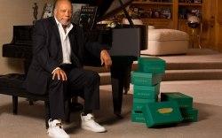 Quincy Jones Stars In Buscemi's Spring
