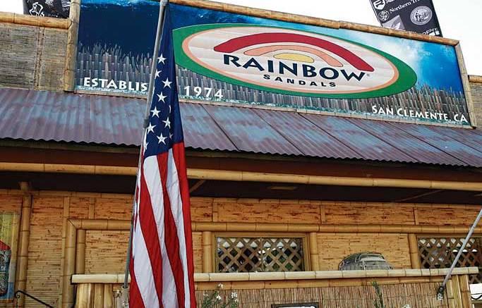 Rainbow Sandals Factory Tour