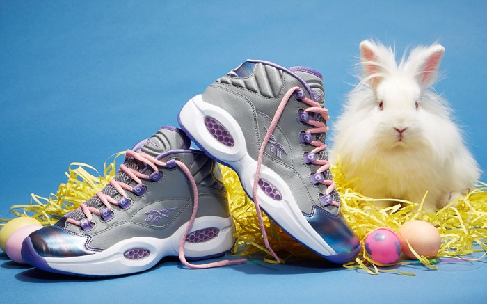Reebok's Question Mid Easter