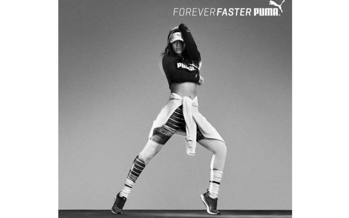 Rihanna's Puma Ad Campaign