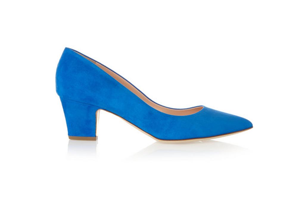 Rupert Sanderson Hillary Clinton shoes