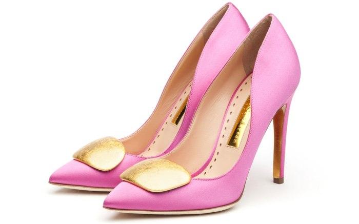 Rupert Sanderson Pebble Shoes at Level Shoe District