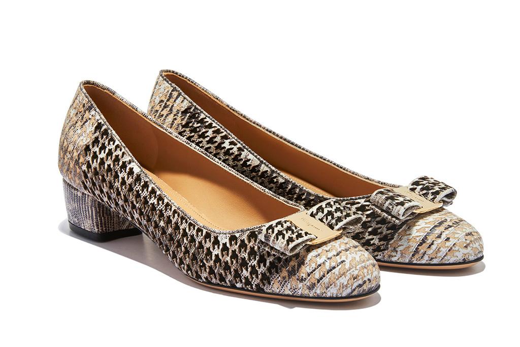 Salvatore Ferragamo Hillary Clinton shoes