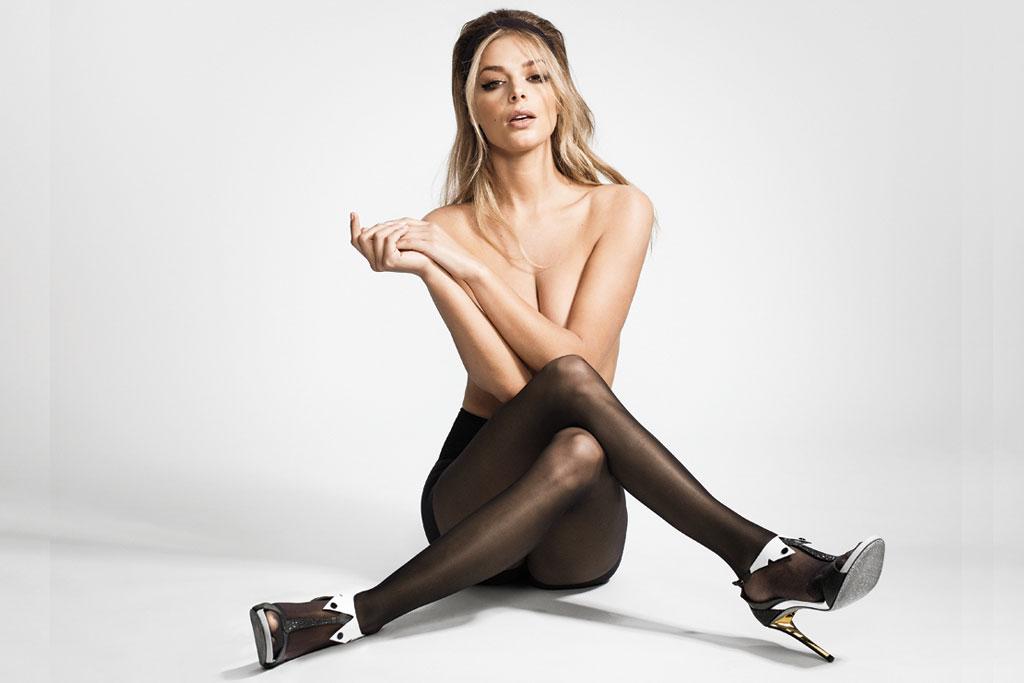 RENÉ CAOVILLA Smoking tuxedo sandals.