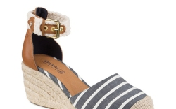 Espadrilles With Stripes