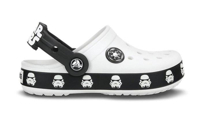 Crocs Star Wars kids collection