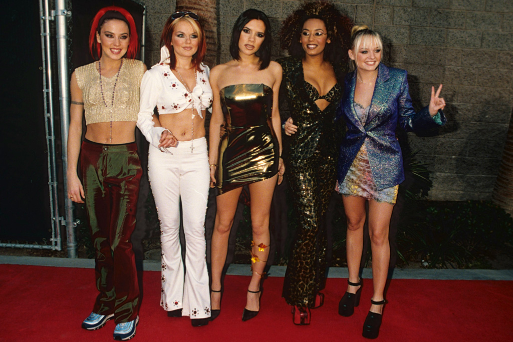 The Spice Girls Billboard Music Awards