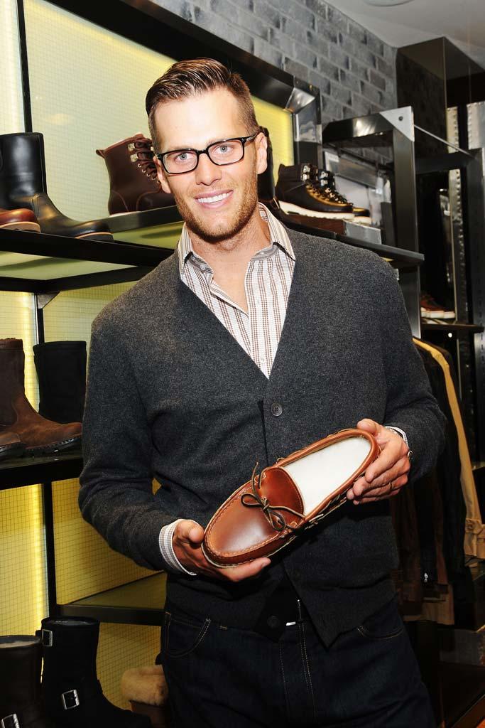 Tom Brady UGG shoes