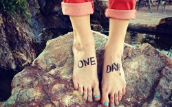 Toms, One Day Without Shoes