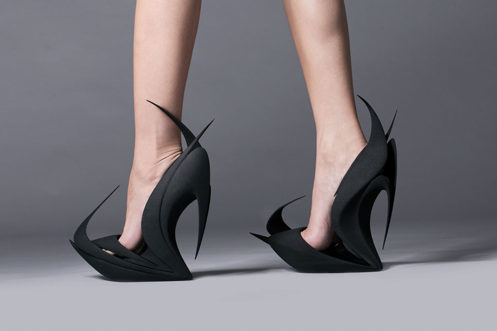 United Nude 3D Shoe Styles