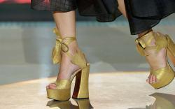 Vivienne Westwood's Shoe Style
