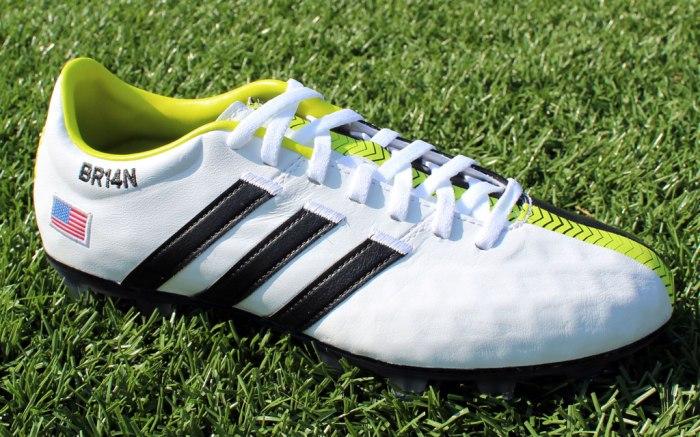 The Custom U.S. Women's Soccer Cleats by Adidas