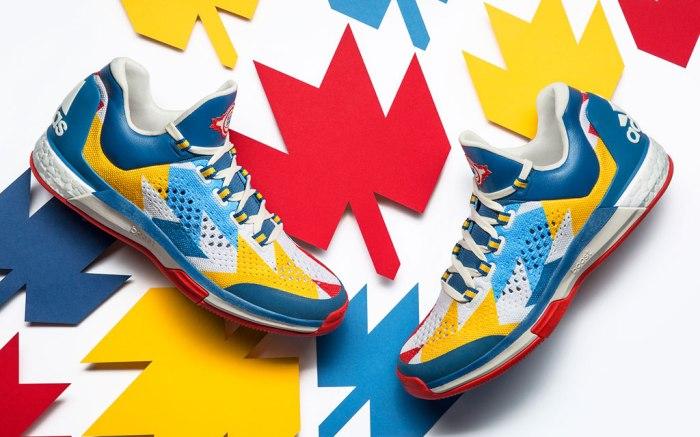 Andrew Wiggins Adidas shoe