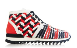 Balmain-woven-leather-high-top-sneakers
