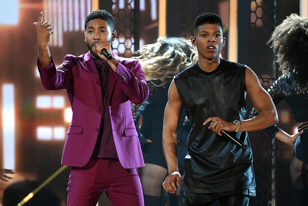 Bryshere Gray Billboard Awards Performance