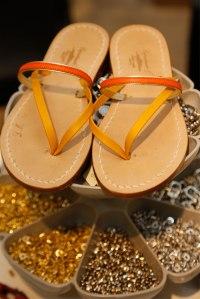 Capritouch Custom Sandals