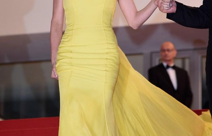 Charlize Theron, Jimmy CHoo, Dior