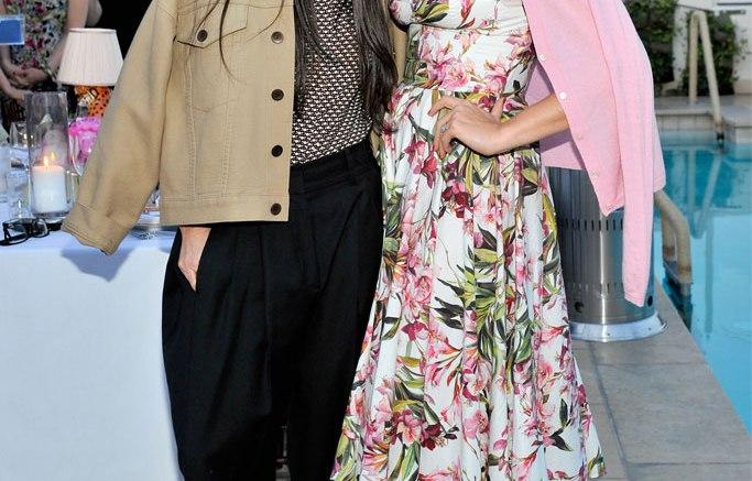 Demi Moore, Charlotte Olympia