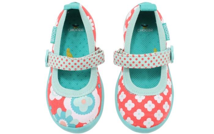 Chooze kids' shoe collection