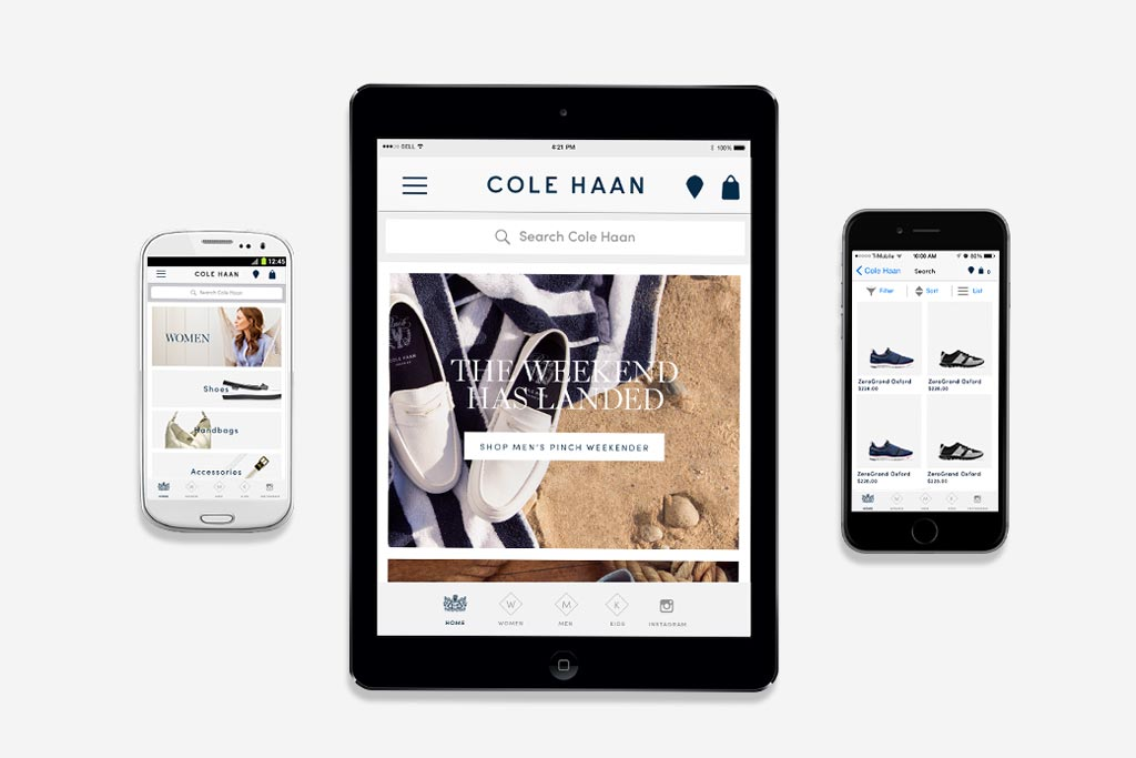 Cole Haan is launching Apple Pay