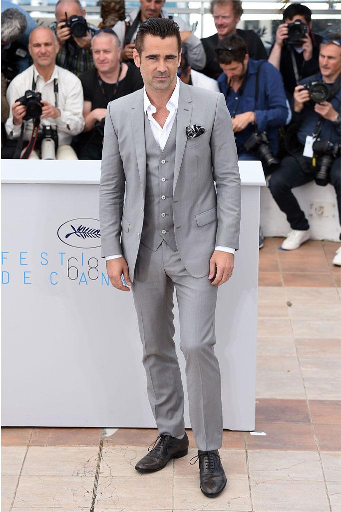 Dolce & Gabbana, Colin Farrell, Cannes