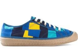 Patchwork Shoes