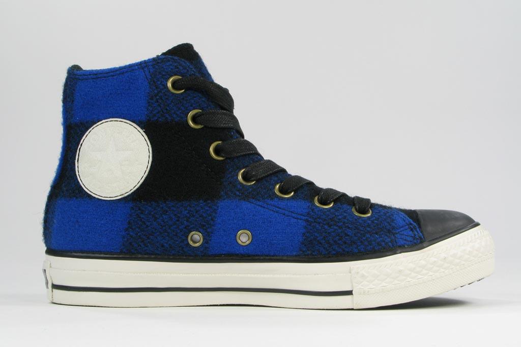 Converse x Woolrich Chuck Taylor high-tops