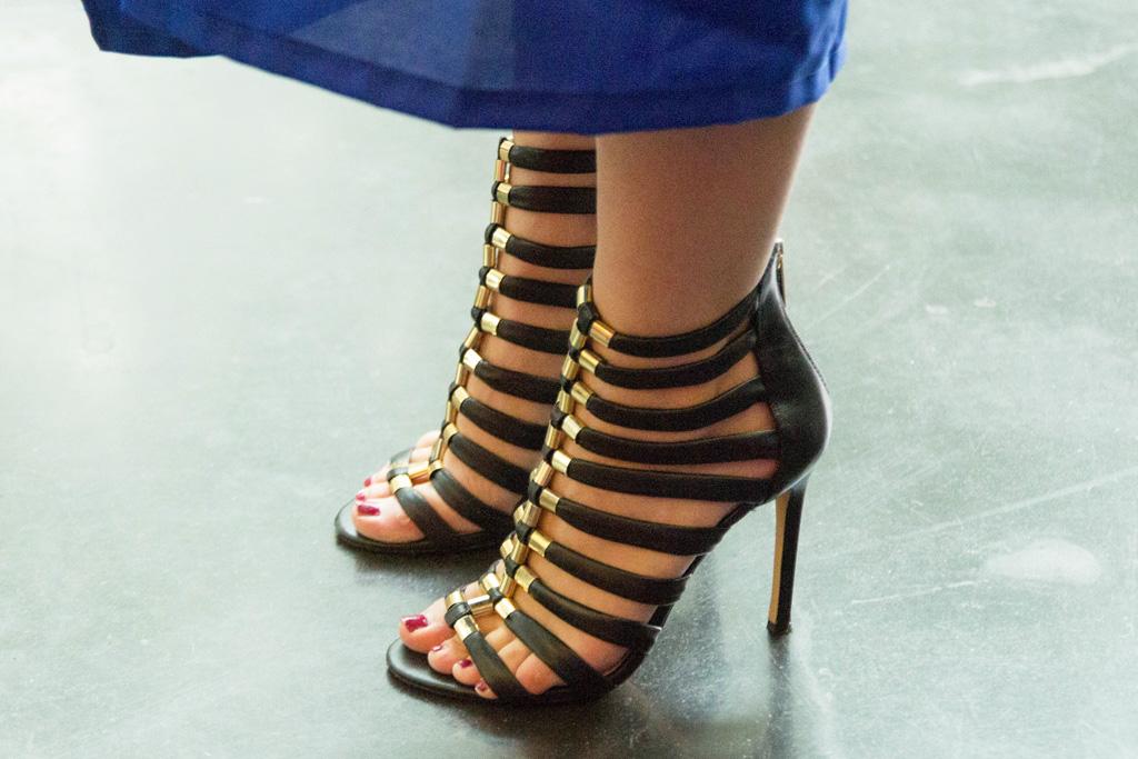 FIT graduation shoes