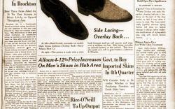 Footwear News Cover