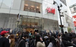 H&M Store Opening