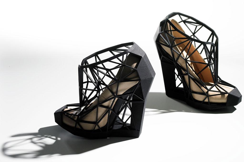 V&A Museum Shoes: Pleasure and Pain Exhibition