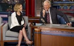 David Letterman Guests