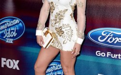 American Idol J Lo Shoes