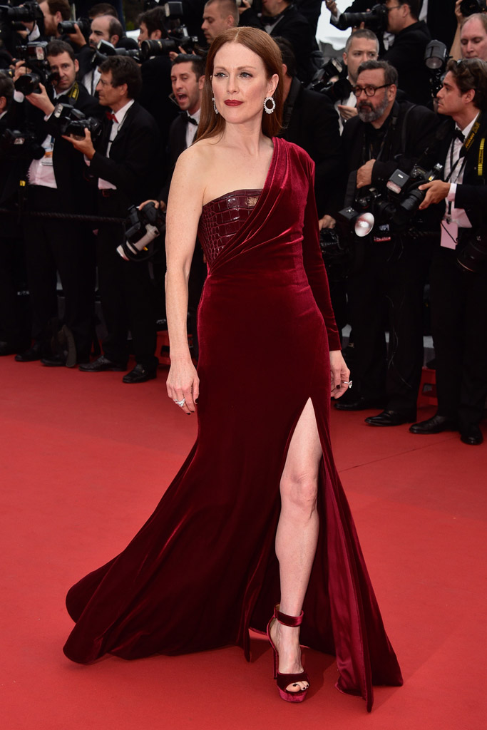 Julianne Moore, Cannes Film Festival, GIvenchy