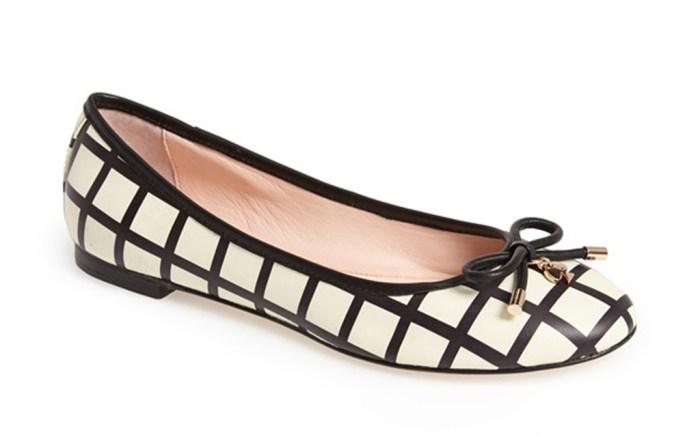 Audrey Hepburn Inspired Ballet Flats