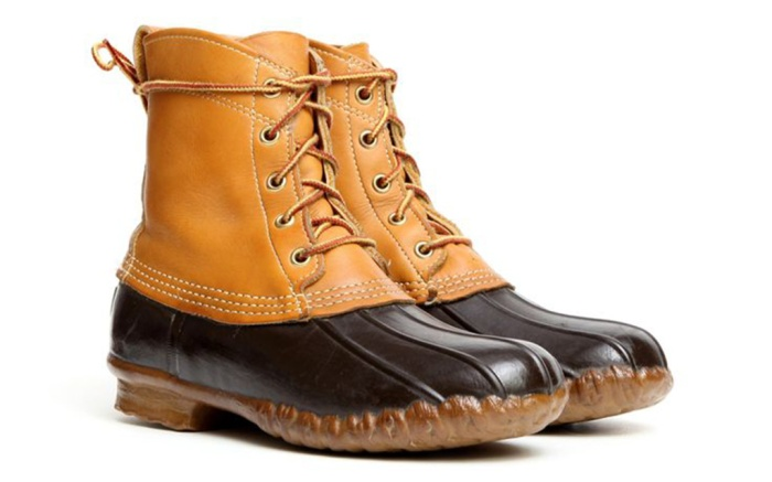 LL bean boots, Iconic Shoes, American shoes, classic