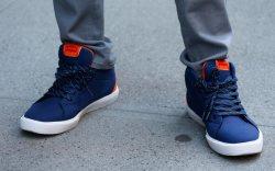 Sneaker street style, NYC